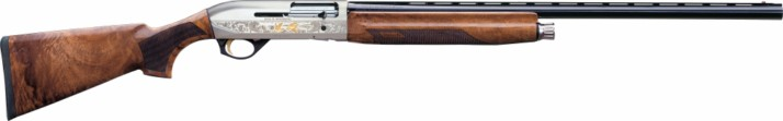 Benelli Montefeltro Silver Shotgun
