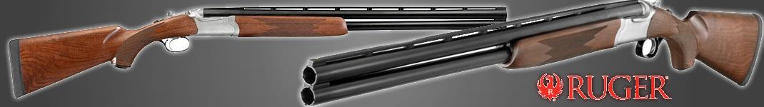 Ruger Red Label Shotguns Banner
