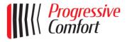 Benelli Progressive Comfort Logo