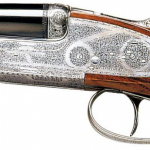 Grulla Armas Royal Purdey Side view doubleshotguns
